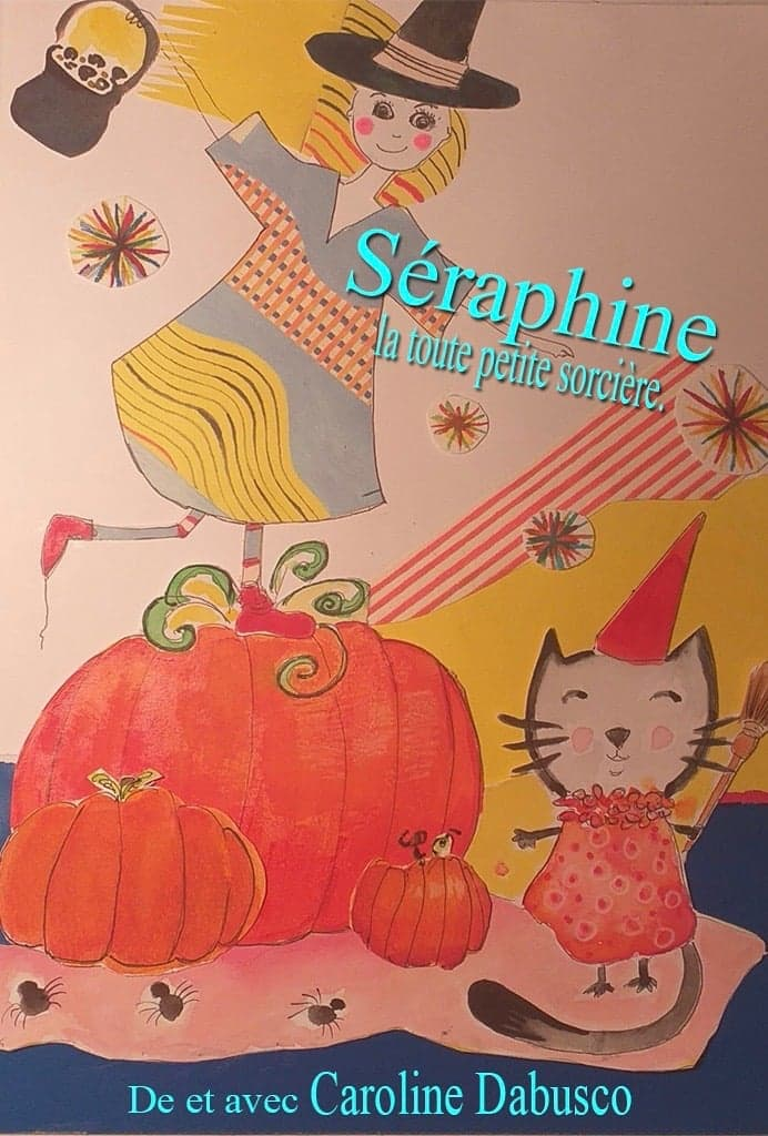 Spectacle théâtre enfant 1 à 4 ans, Séraphine au Théâtre le Flibustier à Aix-en-Provence