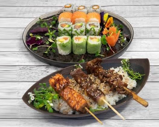livraison ou vente à emporter de sushi avec le restaurant les sushis du panier 13002 marseille via deliveroo ou ubereats