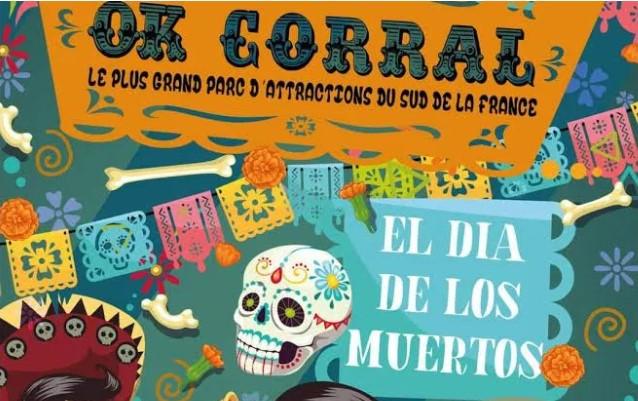 Halloween au Parc de Loisirs OK CORRAL à Cuges les Pins