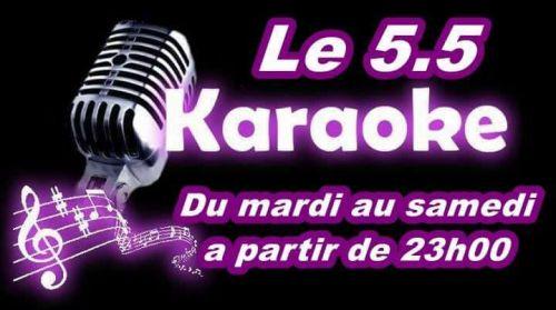 soiree bar karaoké marseille au 5.5