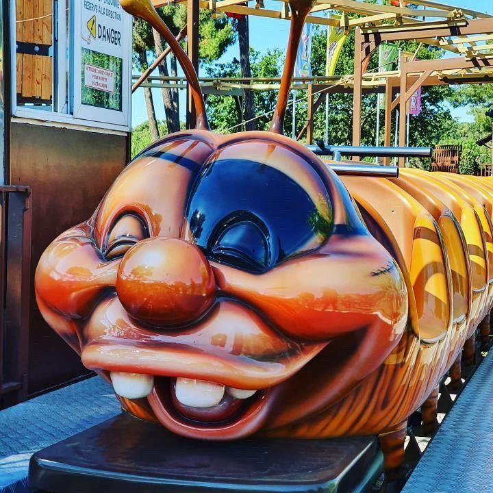attraction manège kid parc parc loisirs gujan mestras