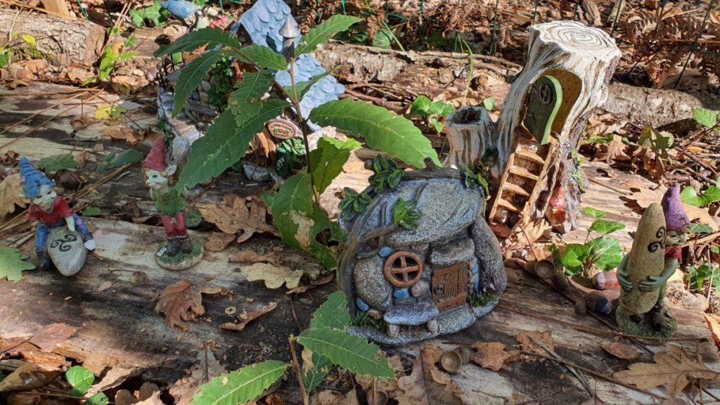 petite maisonette au parc aventures mystic woods park langon près de bordeaux en gironde