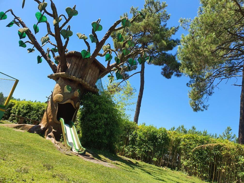 activités enfant au Parc aventures Kid Parc de Gujan-mestras arcachon pres bordeaux en gironde