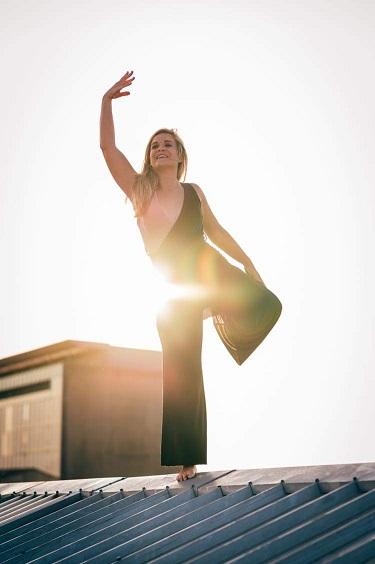 charlotte professeur fitness ecole deep move langon