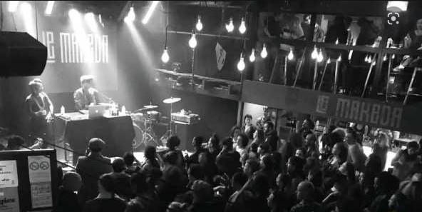 Concert au Makeda Marseille 103 rue ferreri 13005 Marseille