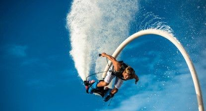 idee cadeau insolite le flyboard