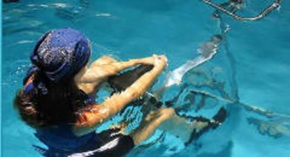 cours d'aquabike marseille