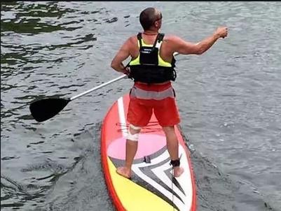 ou louer un paddle