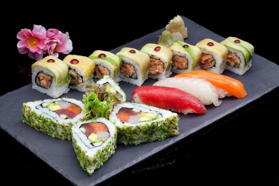 restaurant sushi au vieux port marseille