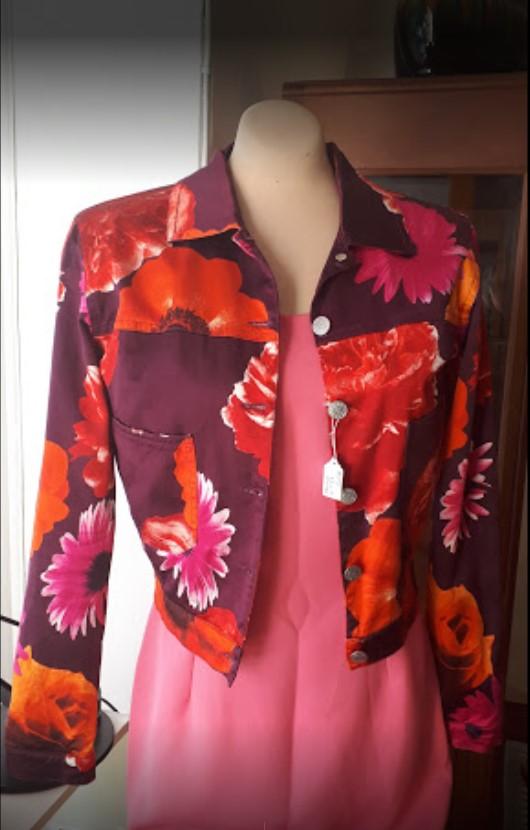 veste vintage boutique du cours julien à marseille Art Design Etc