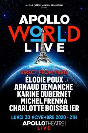 spectacle humoriste apollo word live en streaming