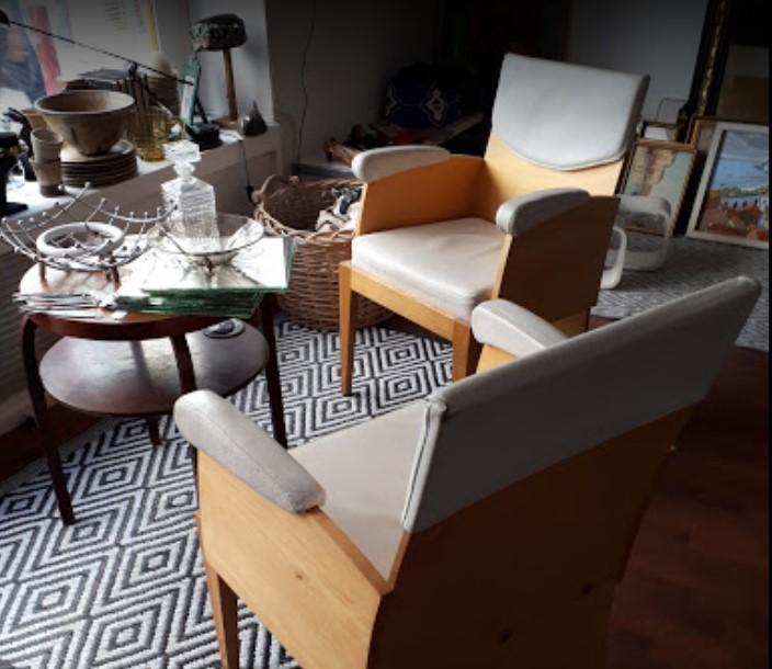 meuble déco vintage dans la boutique art design etc à marseille au cours julien 13006