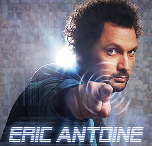 spectacle d'éric antoine en live streaming