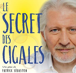 spectacle en live streaming de patrick sebastien le secret des cigales