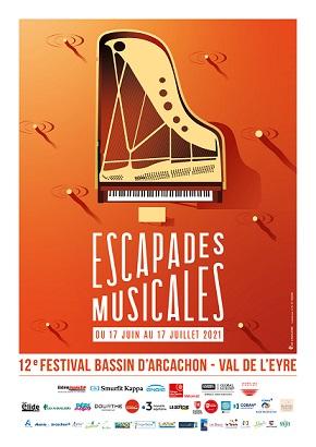 festival escapades musicales scenes d'été gironde 2021
