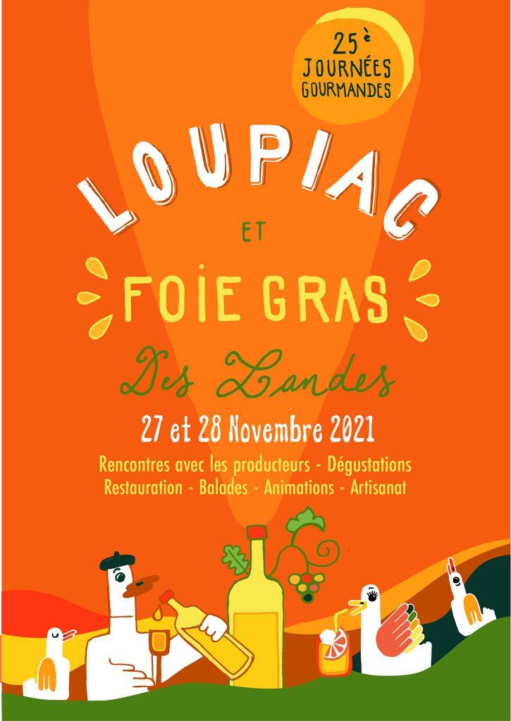journée gourmande foie gras loupiac