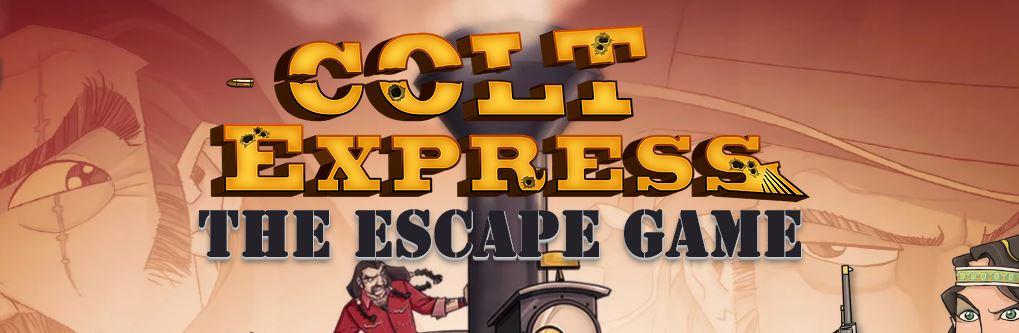 Escape Game Colt Express, salle de jeu immersif Escape Mind à Istres dans les Bouches du Rhône