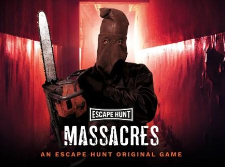 Escape game halloween Bordeaux avec Escape Hunt Expérience
