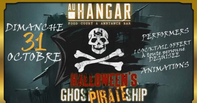 Soirée Halloween Au Hangar, bar, discothèque, La Teste